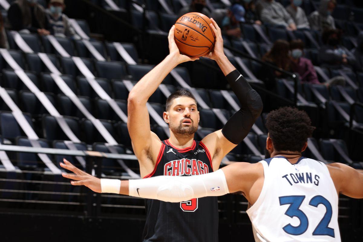 Chicago Bulls v Minnesota Timberwolves