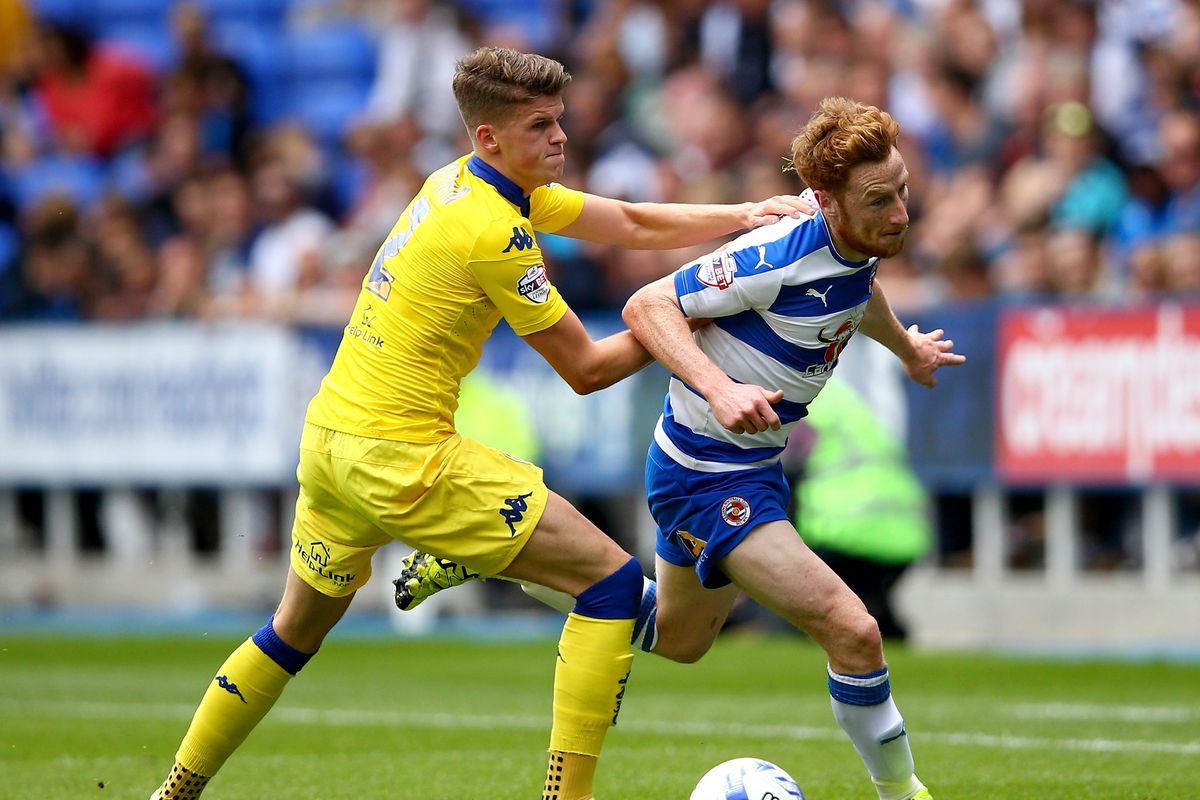 Reading v Leeds United - Sky Bet Football League Championship
