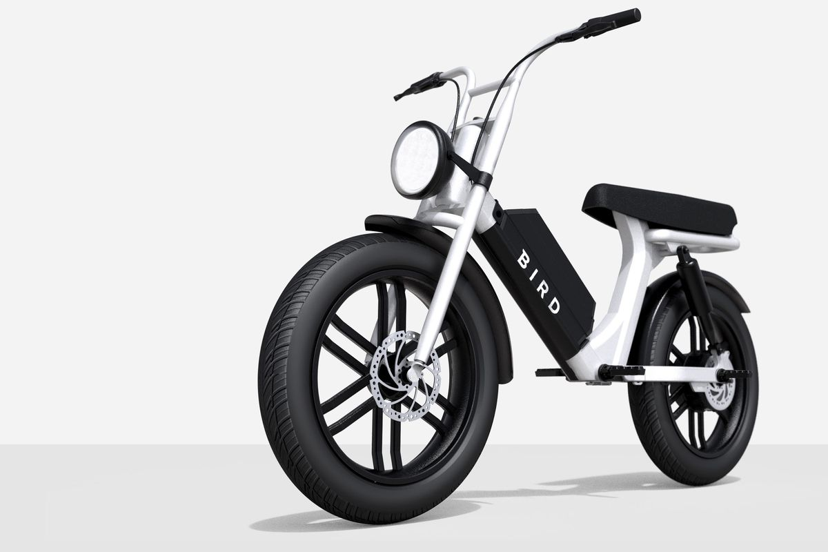 Bird is launching an electric moped this summer | True Viral