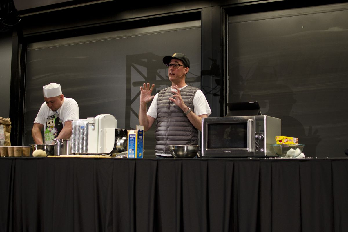 Mark Ladner - Science & Cooking 02