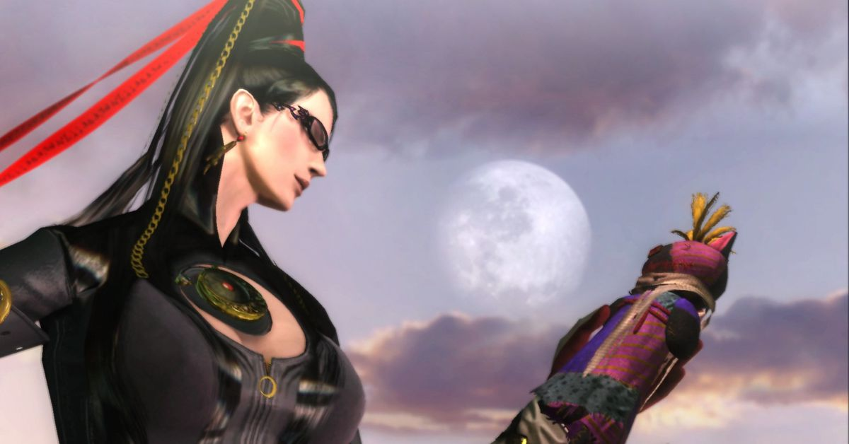 The Bayonetta and Vanquish get classy, bare-bones 4K updates in new collection