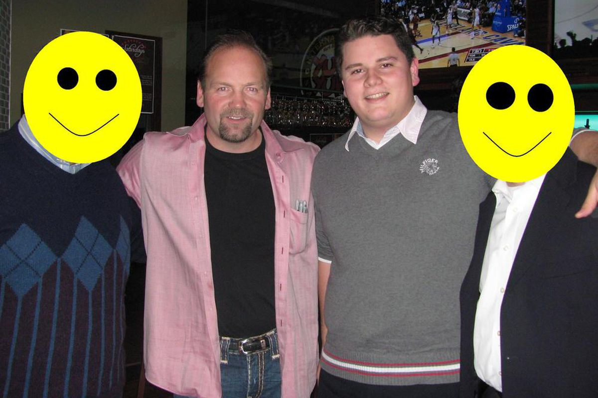 THIS COULD BE YOU! Note: Wendel Clark will not be there.