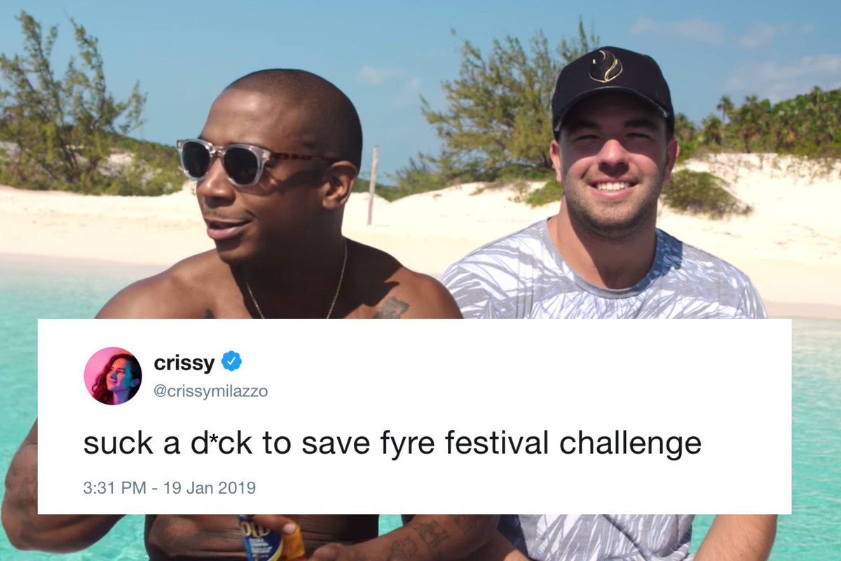 The Best Reactions To The Fyre Fest Documentaries