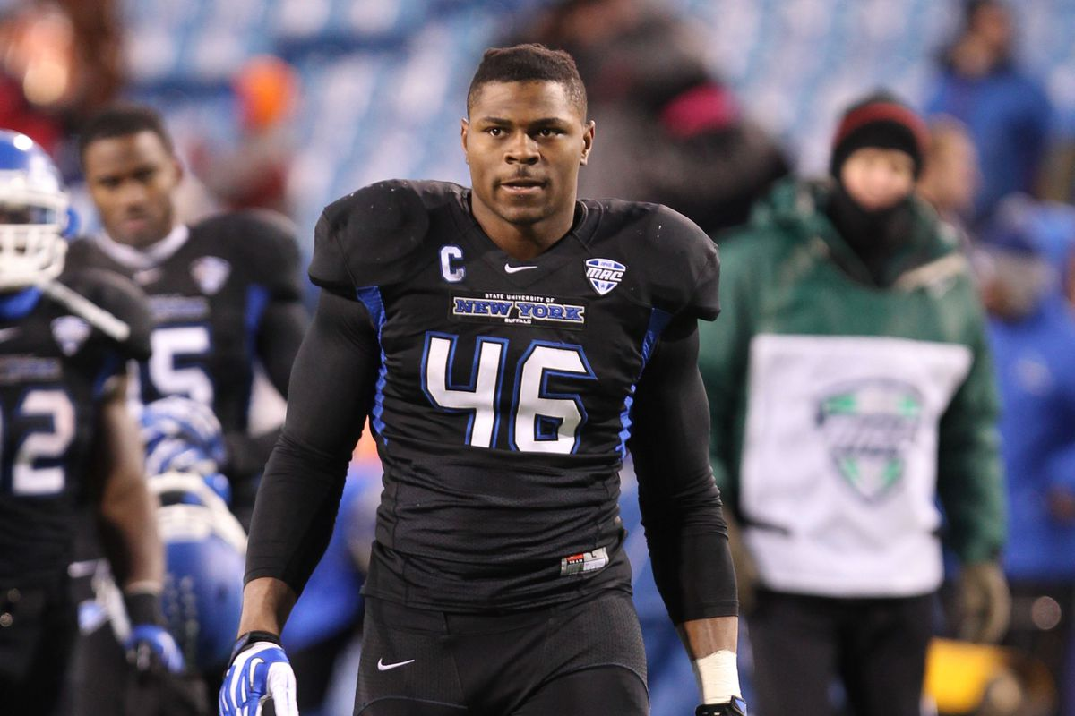 release date: f9289 7f06b New NFL rule allows Khalil Mack to wear college number, he ...