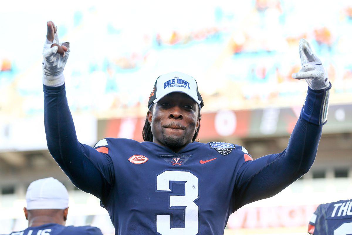 NCAA Football: Belk Bowl-South Carolina vs Virginia