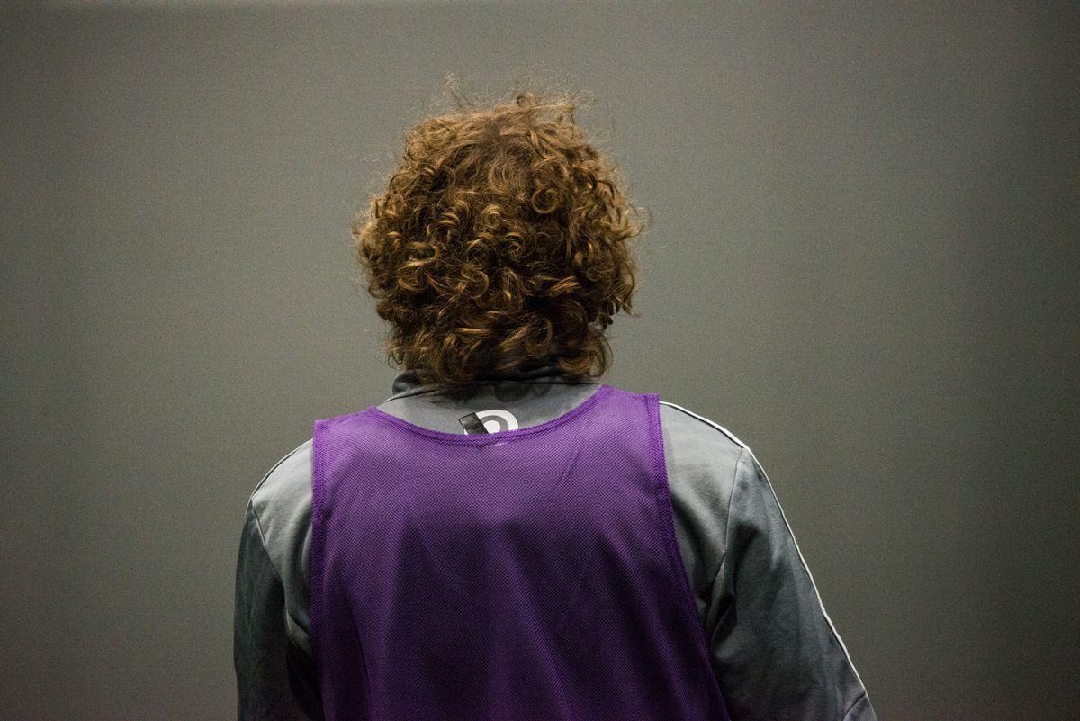 Thomas Chacon's Hair