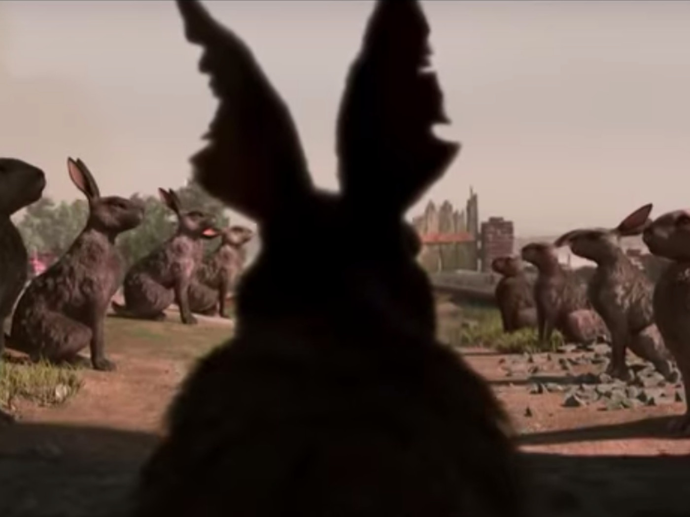 First trailer for Netflix's Watership Down is full of rabbit doom