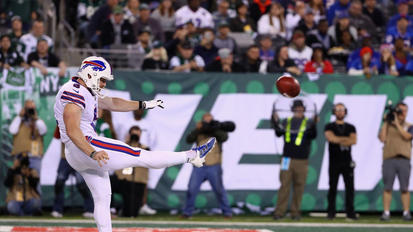 AAF Recap Week 2: Former Bills punter Colton Schmidt earning Iron stripes