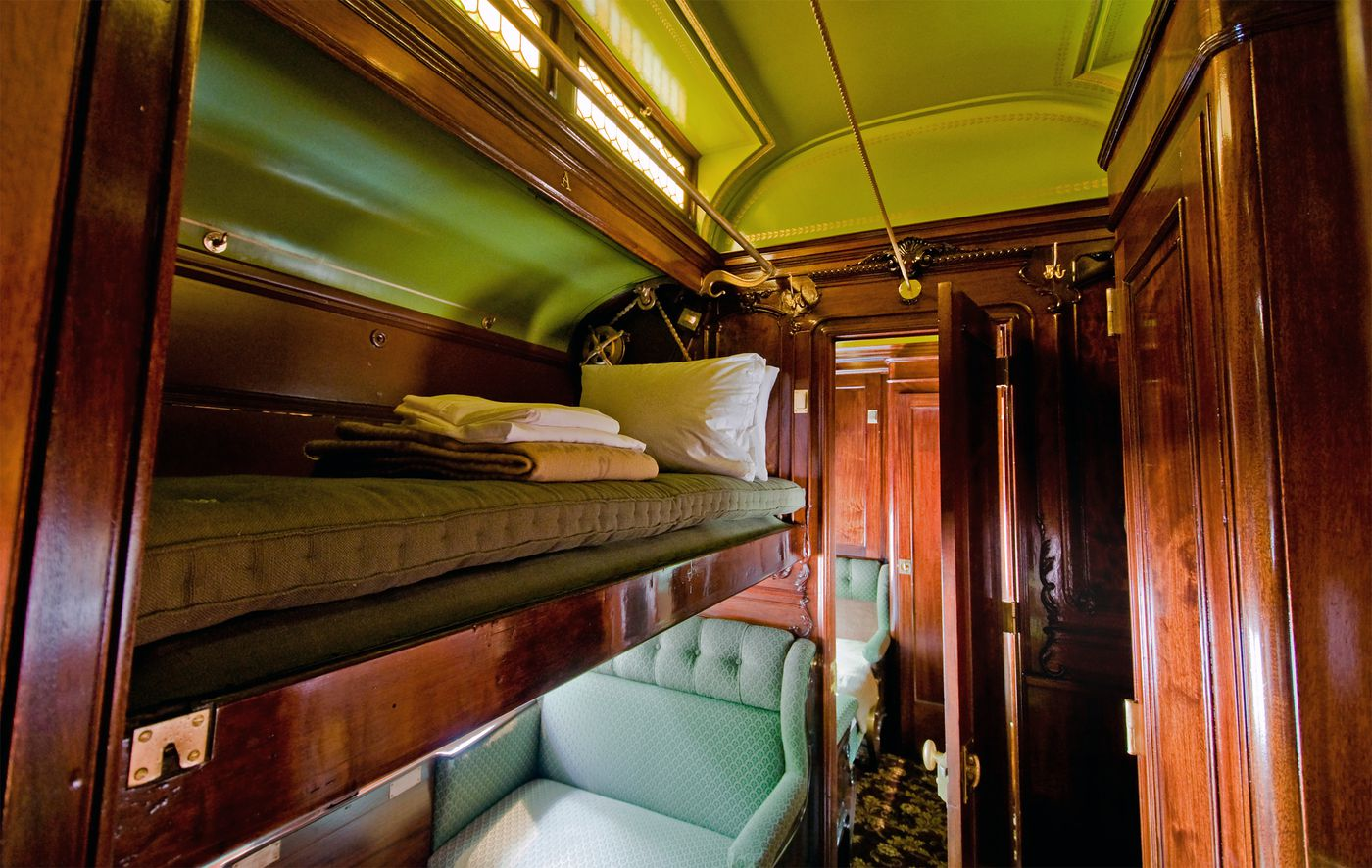 The history of Pullman train cars - Curbed on