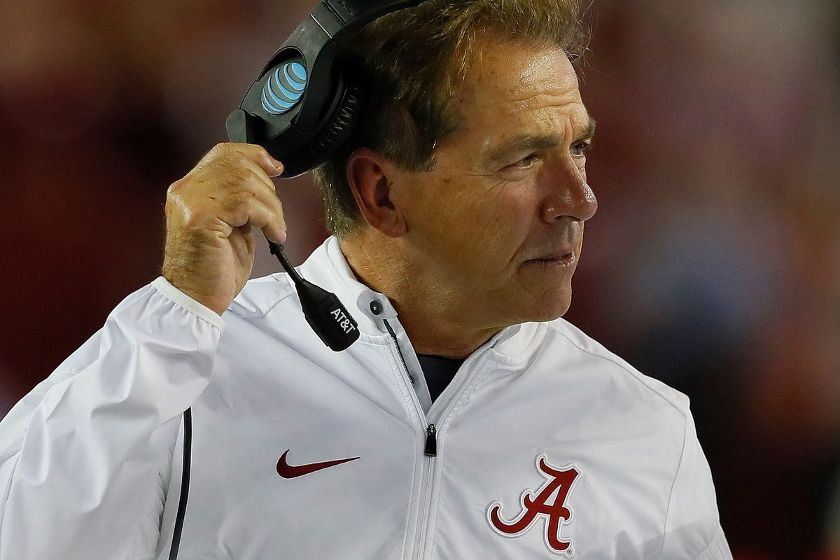 Alabama Tops Fourth College Football Playoff Rankings