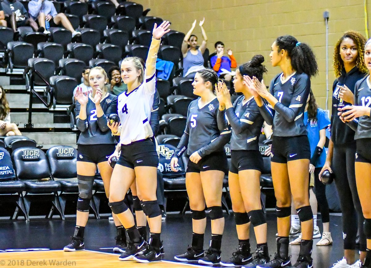UCF Knights Volleyball