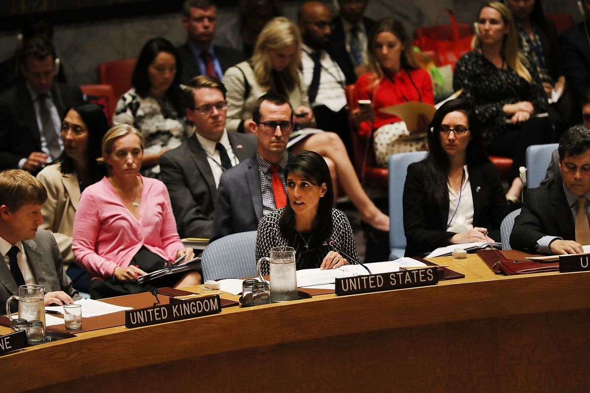 UN Security Council Meets To Discuss Rohingya Refugee Crisis