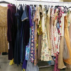 """Floral frocks and more from <a href=""""http://www.rococovintage.com/"""">Rococo Vintage</a>."""