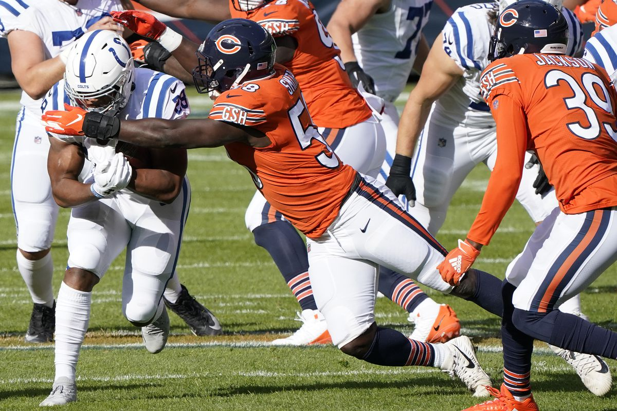 NFL: Indianapolis Colts at Chicago Bears