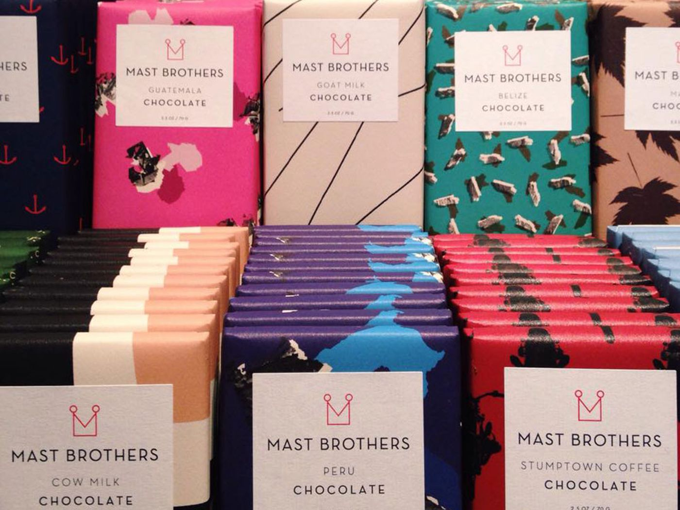 Fancy Chocolatiers Think Brooklyn's Mast Brothers Is Too Hipster ...
