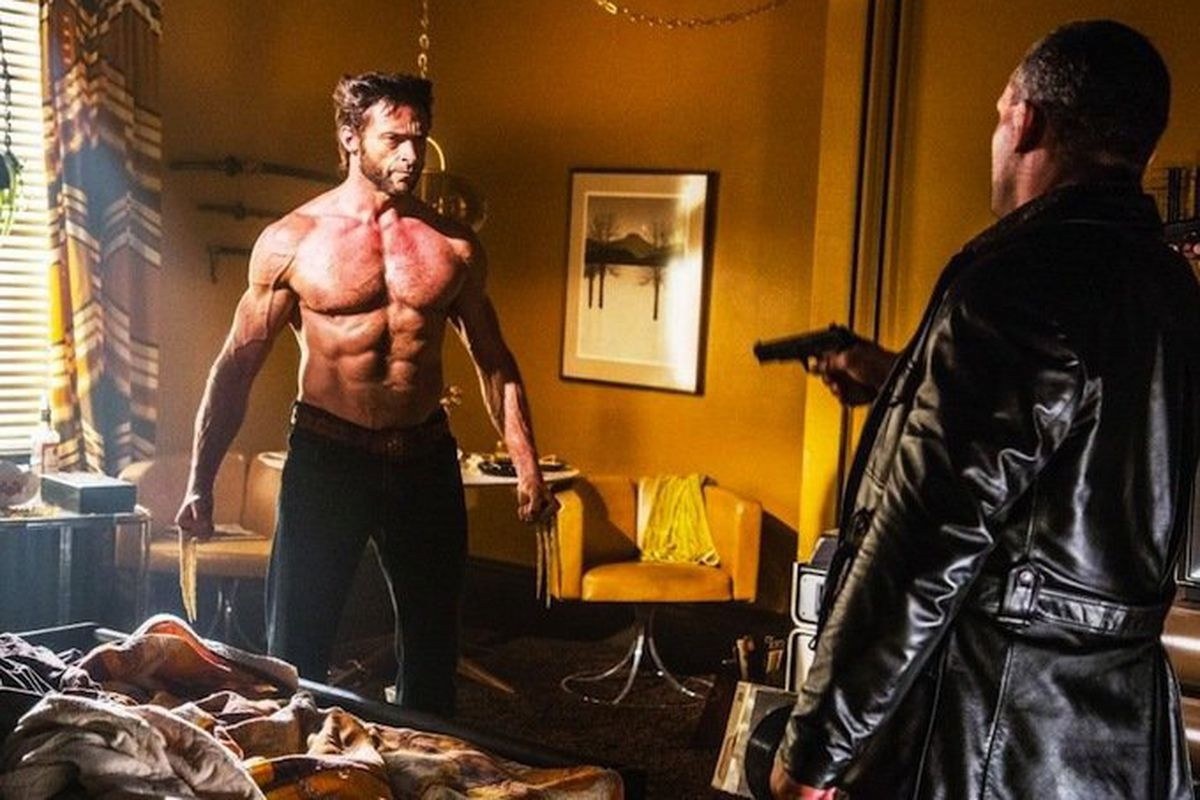 A still from X-Men: Days of Future Past