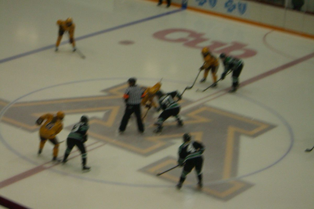 Minnesota and North Dakota faced off against one another Sunday