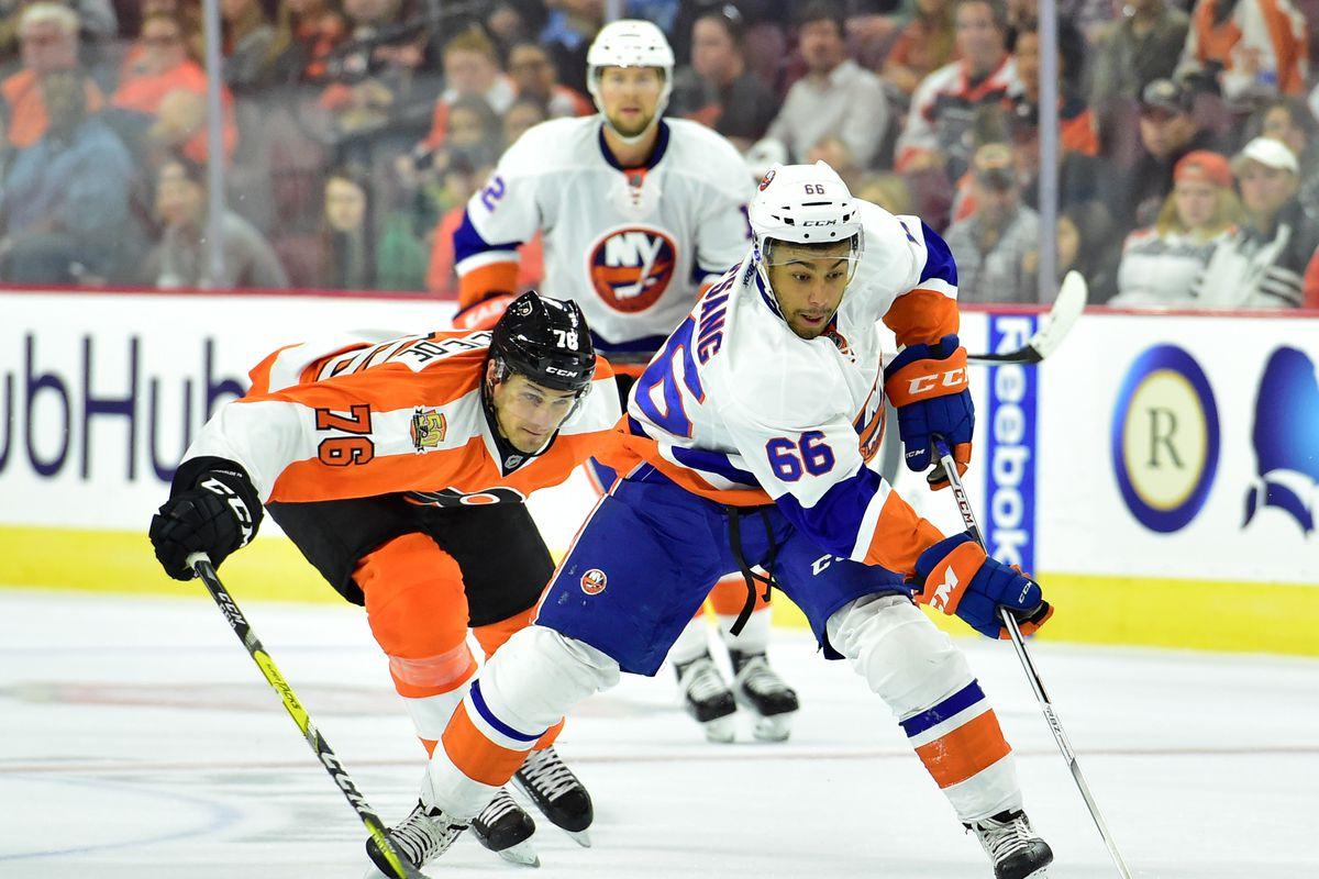 NHL: Preseason-New York Islanders at Philadelphia Flyers