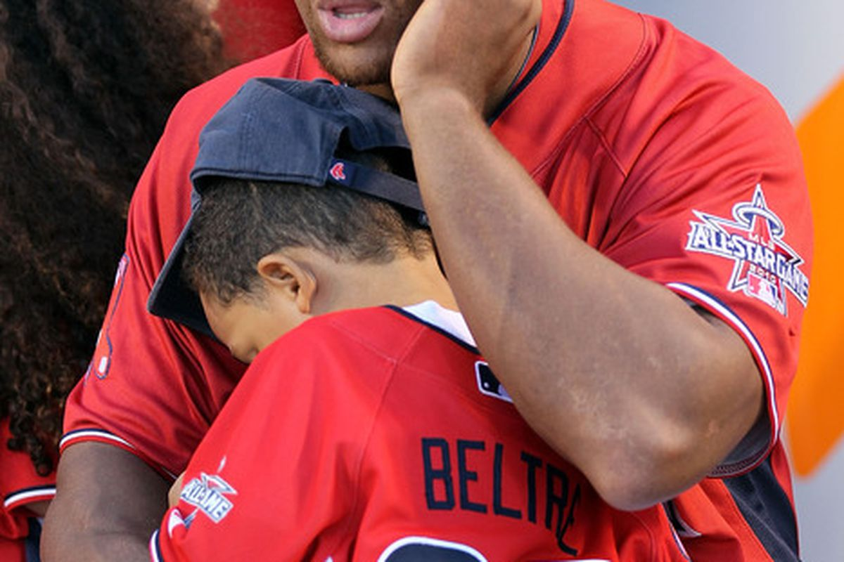 Now that Carl Crawford signed a seven-year, $142 million contract with Boston, the Angels are expected to make a push for third baseman Adrian Beltre, and perhaps closer Rafael Soriano.