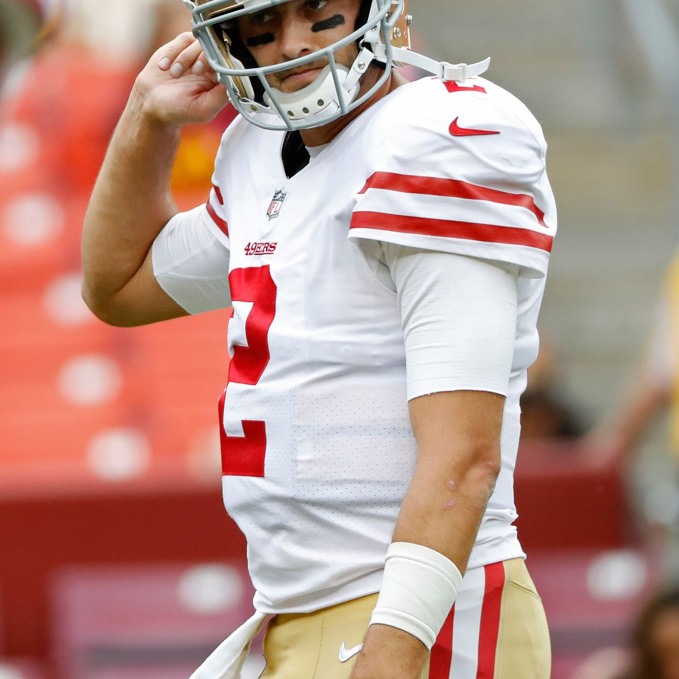 c71524402 Brian Hoyer Patriots contract includes minimal 49ers salary offset - Niners  Nation