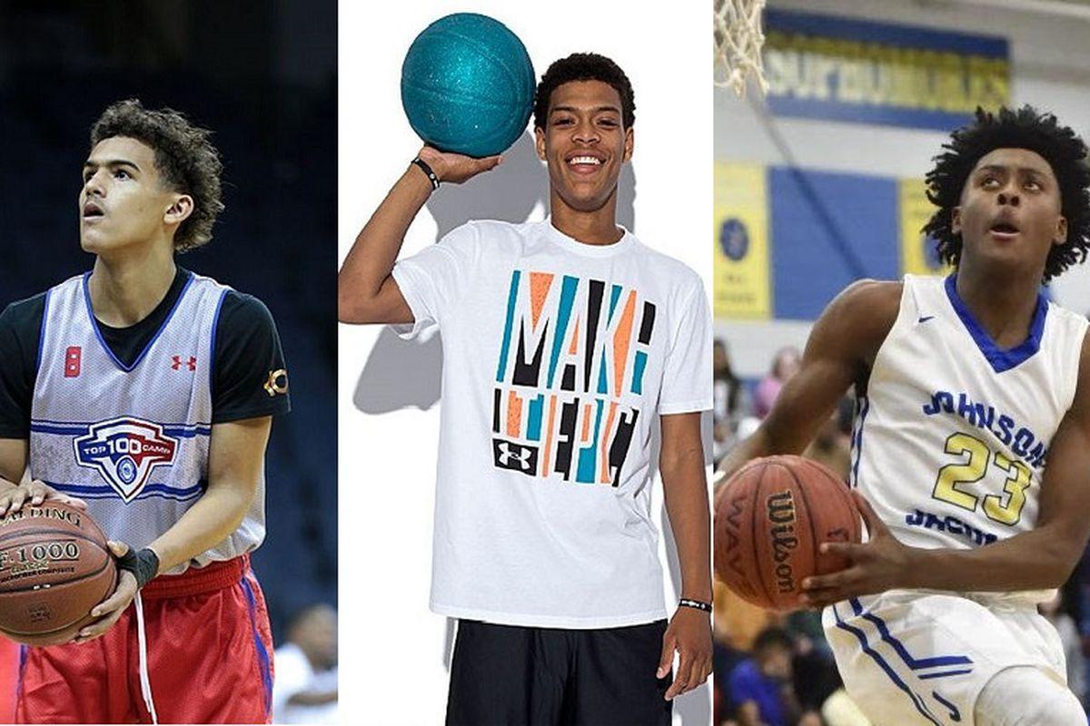 Kentucky Basketball Recruiting In 2017 Class: Kentucky Basketball Recruiting '8 Or 9' In 2017; We Guess
