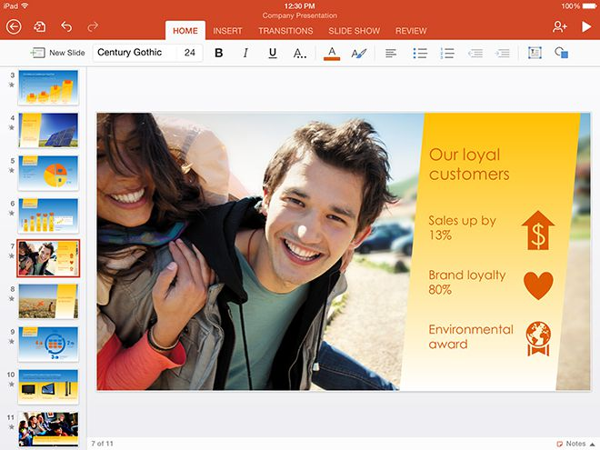 Microsoft S Next Surprise Is Free Office For IPad IPhone And