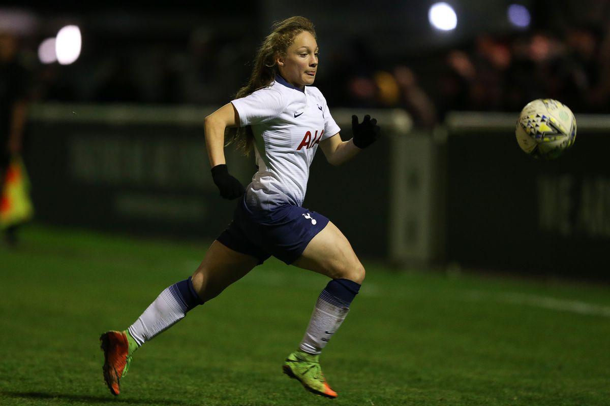 Tottenham Hotspur Ladies v Chelsea Ladies - The FA Women's Continental Cup