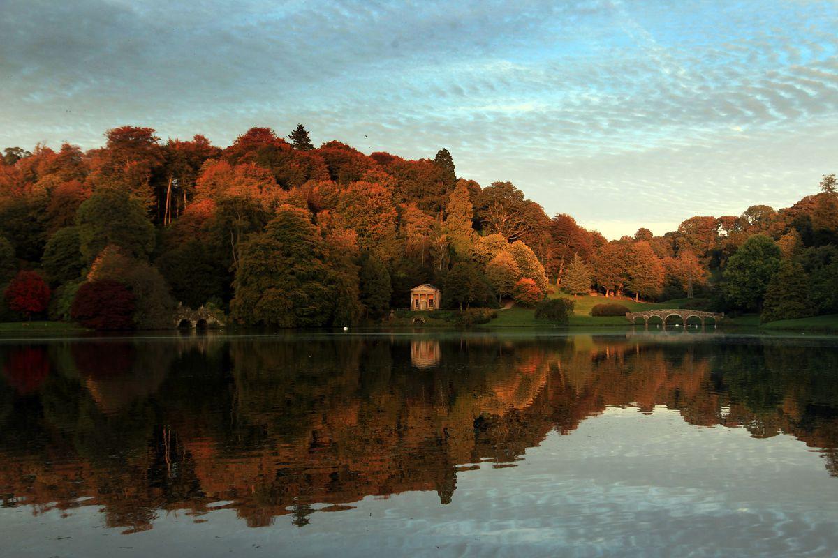 Autumn Colours Throughout The UK