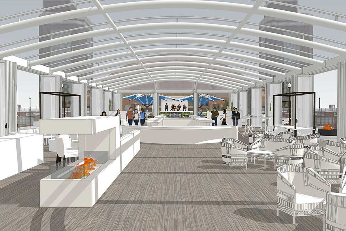 Navy Pier S New Hotel Is Officially A Go Curbed Chicago