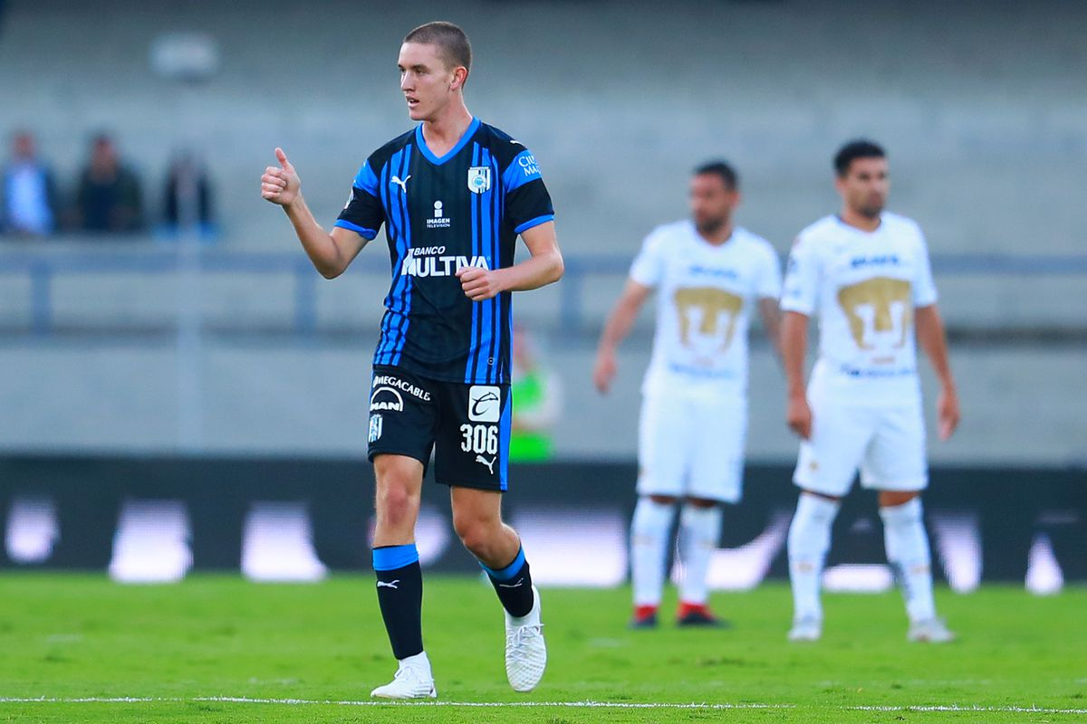 Pumas UNAM v Queretaro - Torneo Apertura 2018 Liga MX