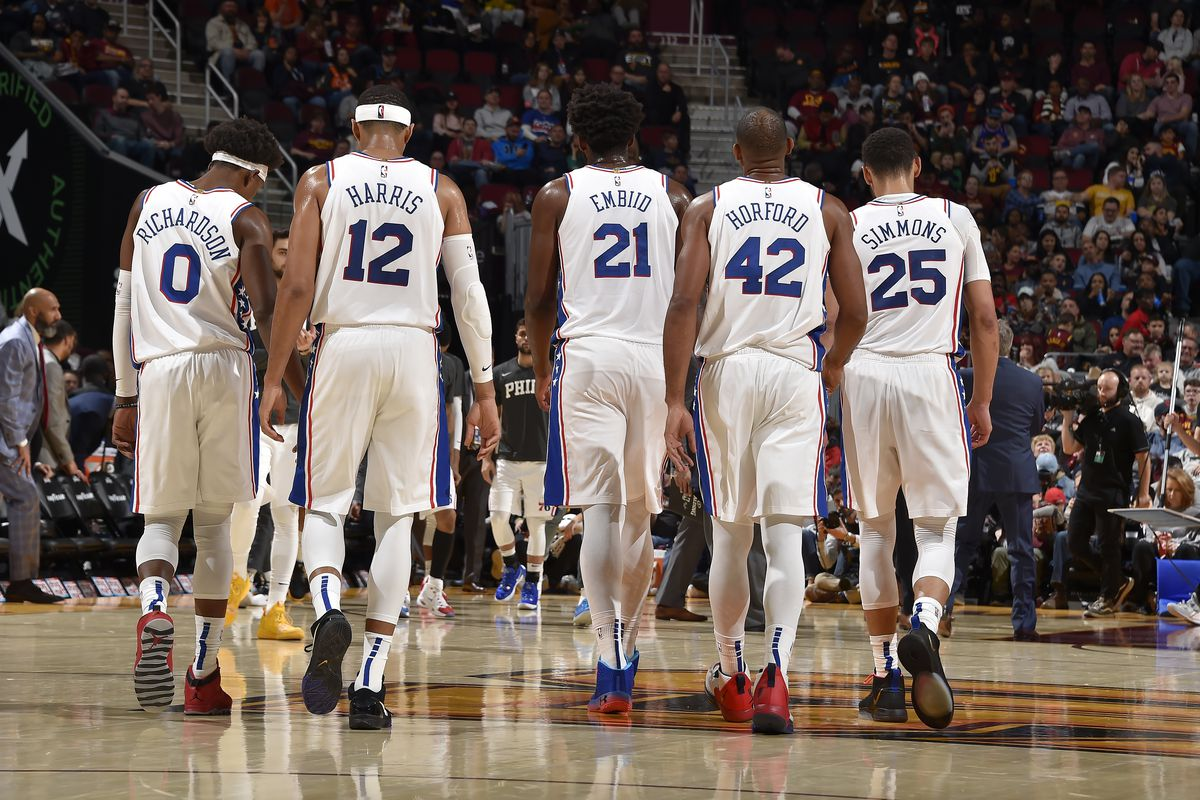 Improvements the Sixers need to make to their offense