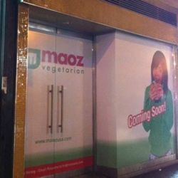 """Maoz in Midtown by <a href=""""http://midtownlunch.com/2010/11/08/midtown-about-to-get-a-second-maoz/"""" rel=""""nofollow"""">ML</a>"""