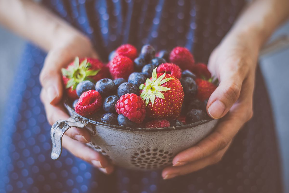 Berries — fresh or frozen — may be very good for your brain