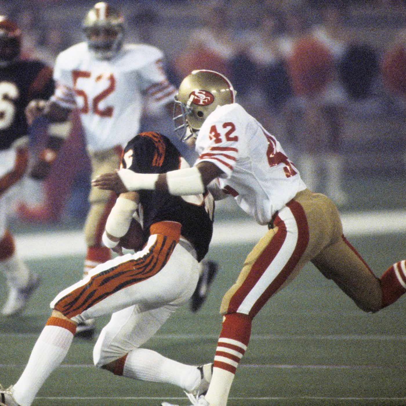 c910a6cf6273be Super Bowl history, Super Bowl XVI: 49ers get on the board against Bengals  - Niners Nation