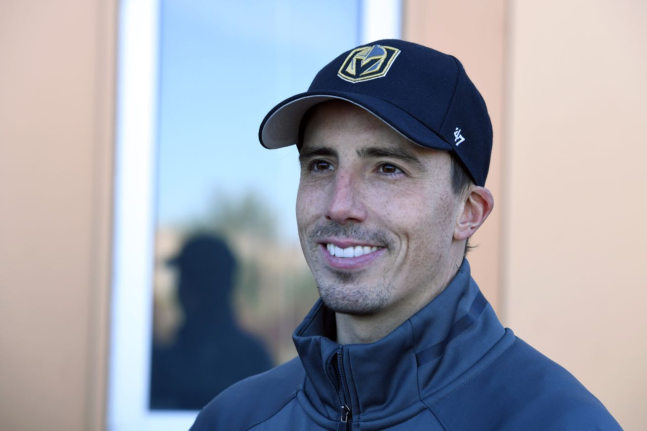 Vegas Golden Knights' Marc-Andre Fleury And Peter DeBoer Help Load Donated Bikes For Charity