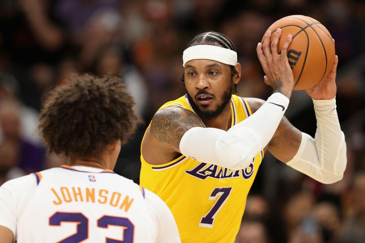 Los Angeles Lakers v Phoenix Suns