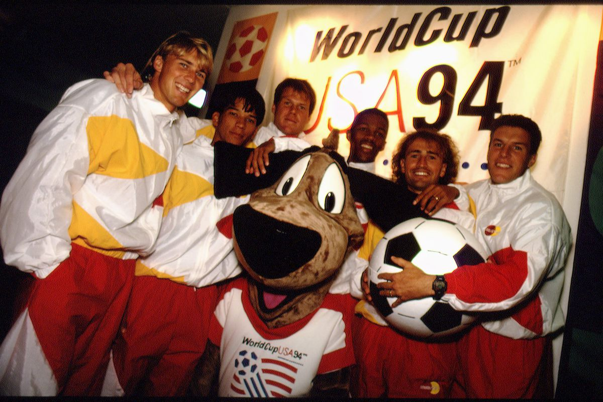 PREPARATIONS FOR THE 1994 WORLD CUP