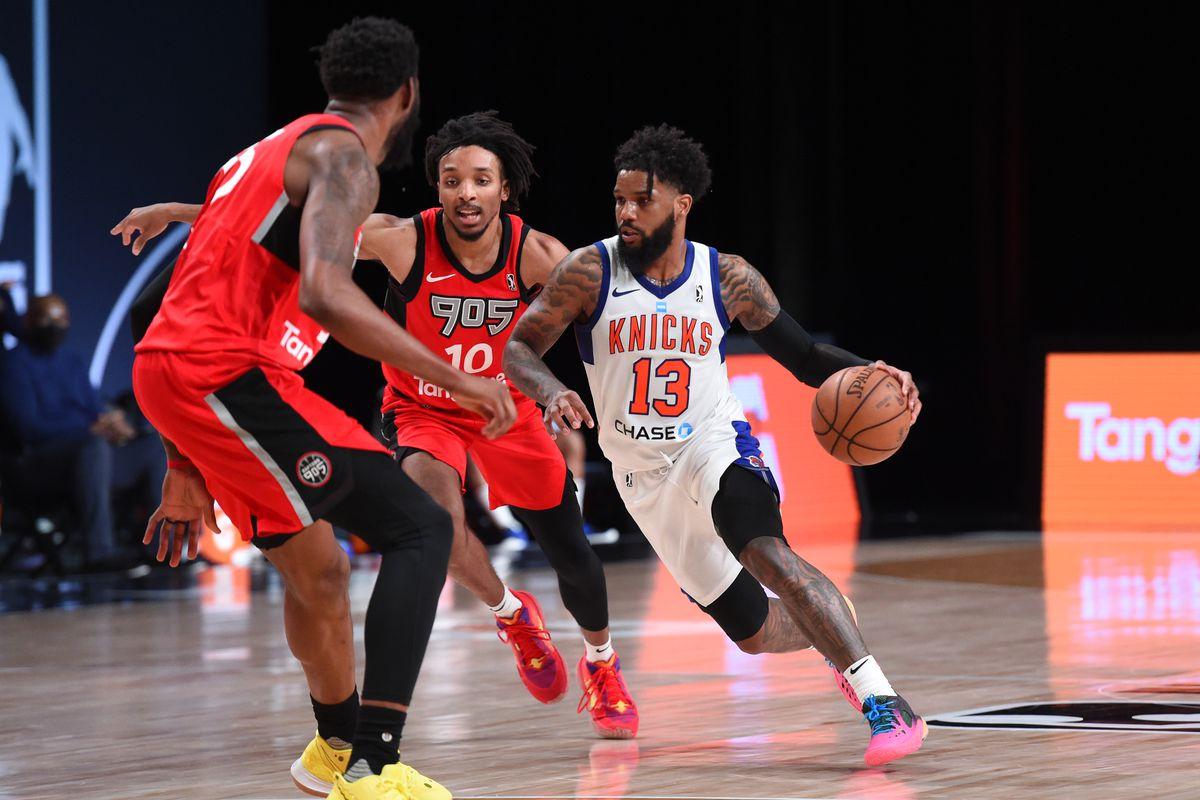 Westchester Knicks v Raptors 905