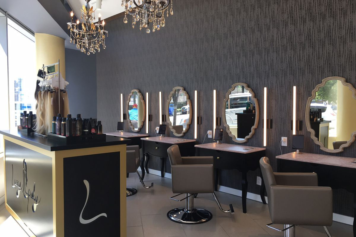 You Can Get Balmain Hair Extentions at this New Salon in Queens ...