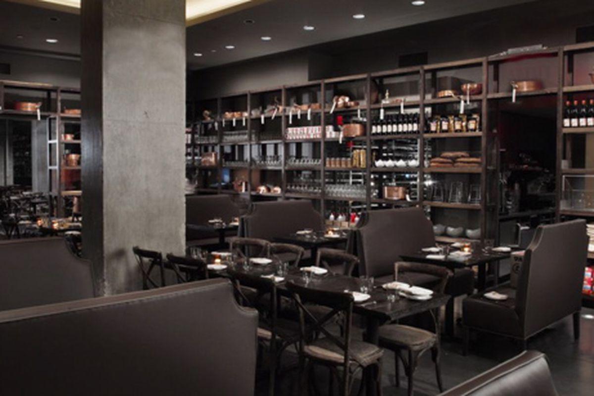 Astounding Sifty Awards Dbgb Kitchen Bar A Twospot Eater Ny Theyellowbook Wood Chair Design Ideas Theyellowbookinfo