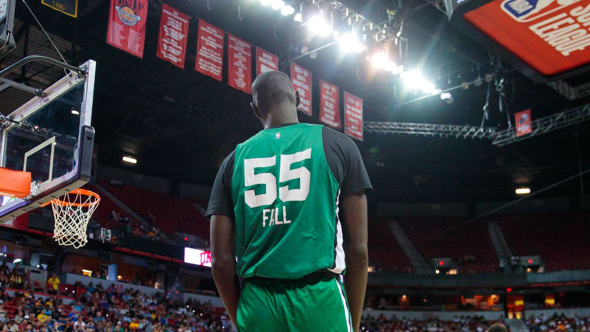 NBA: Summer League-Boston Celtics at Philadelphia 76ers