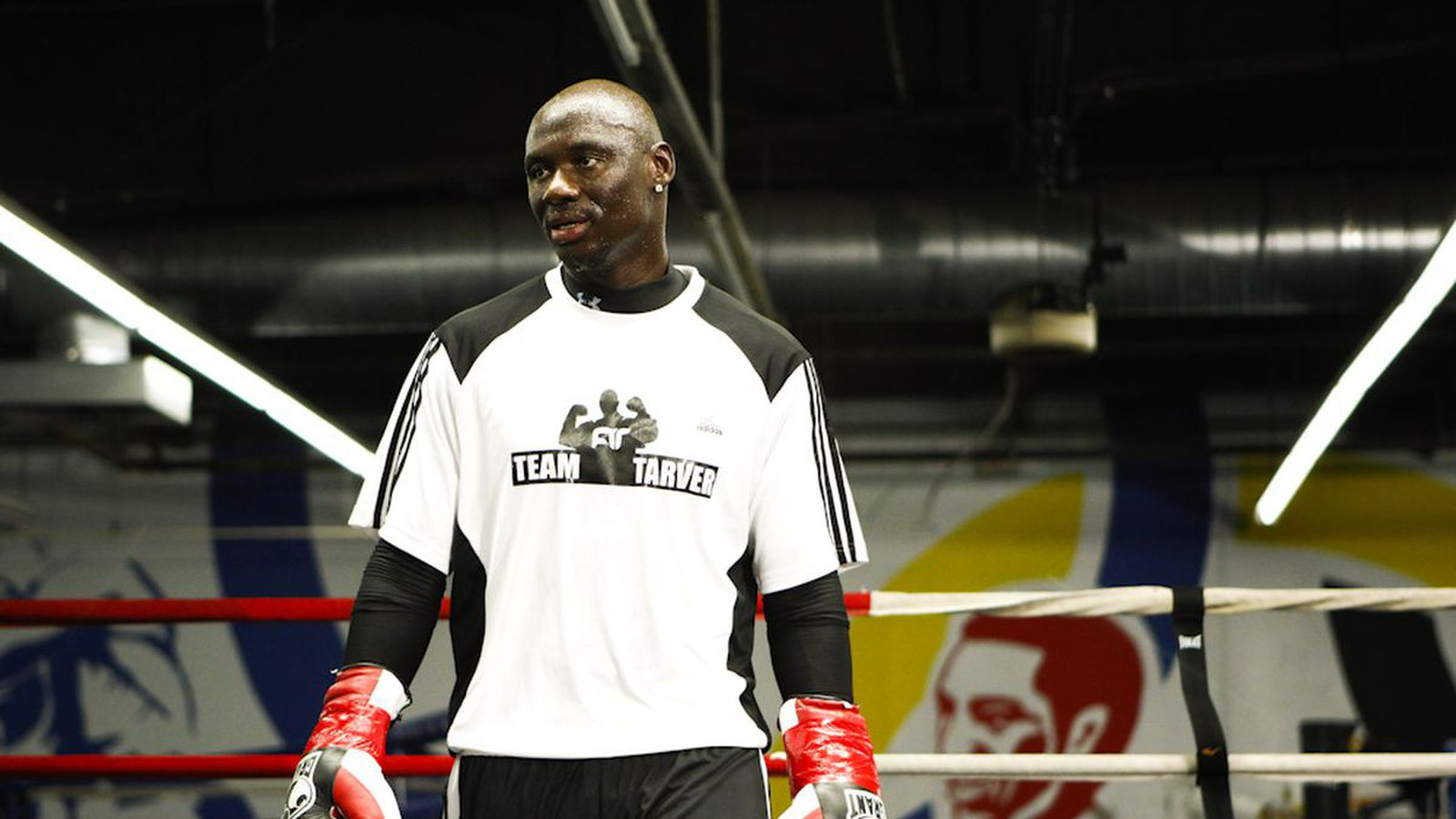 Boxing champion Antonio Tarver steps in as Blackzilians ...