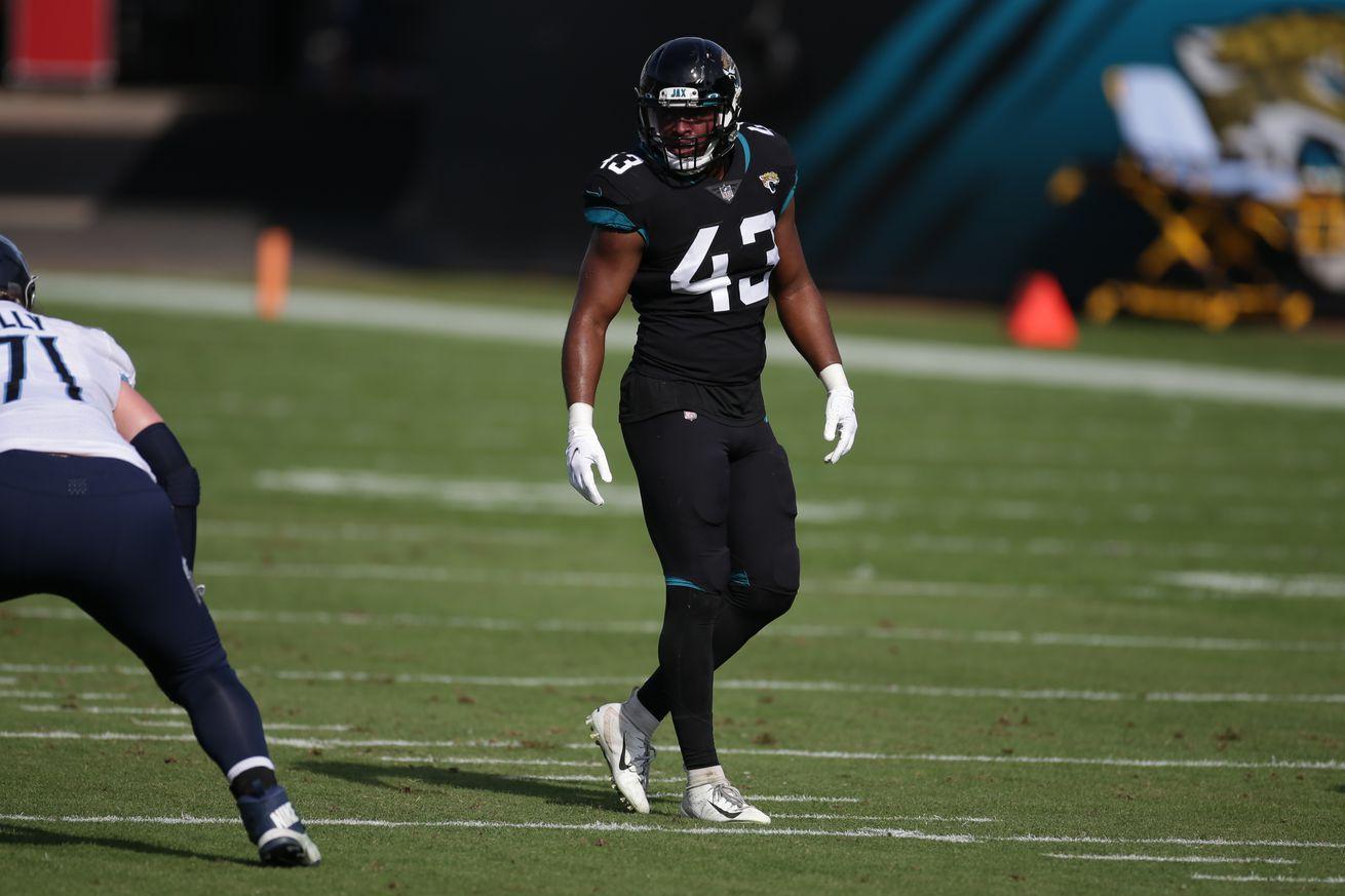NFL: DEC 13 Titans at Jaguars
