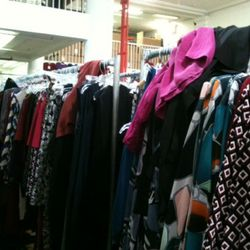 Already, dresses are everywhere.
