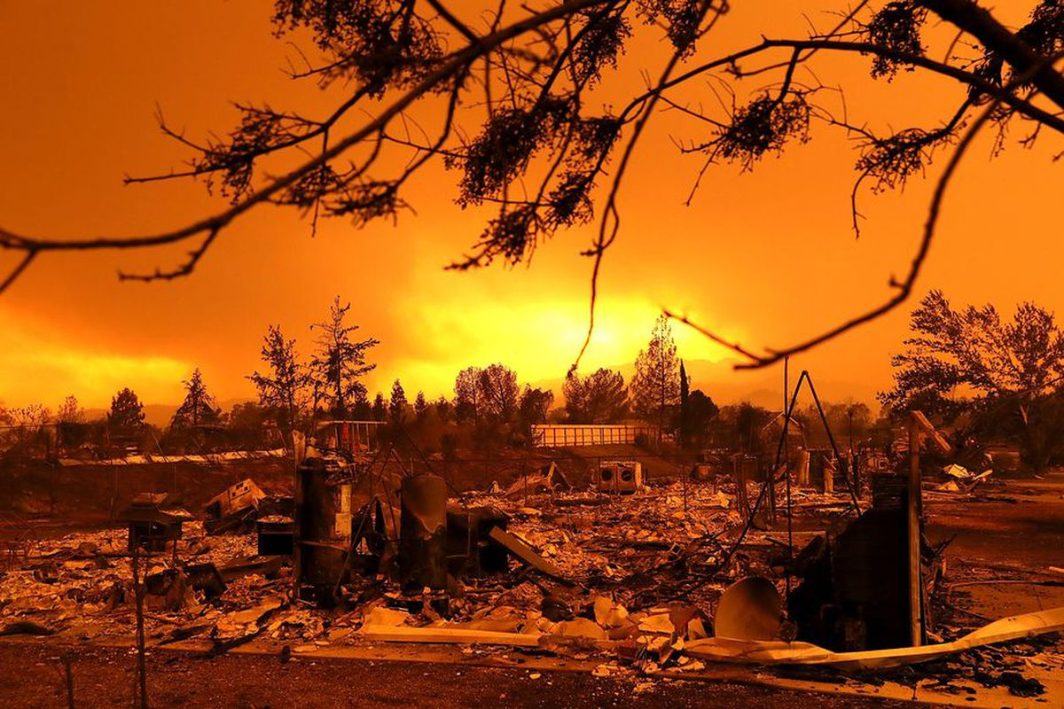 City Of Redding Carr Fire Map.Northern California Wildfires Carr Fire Destroys 1 000 Buildings