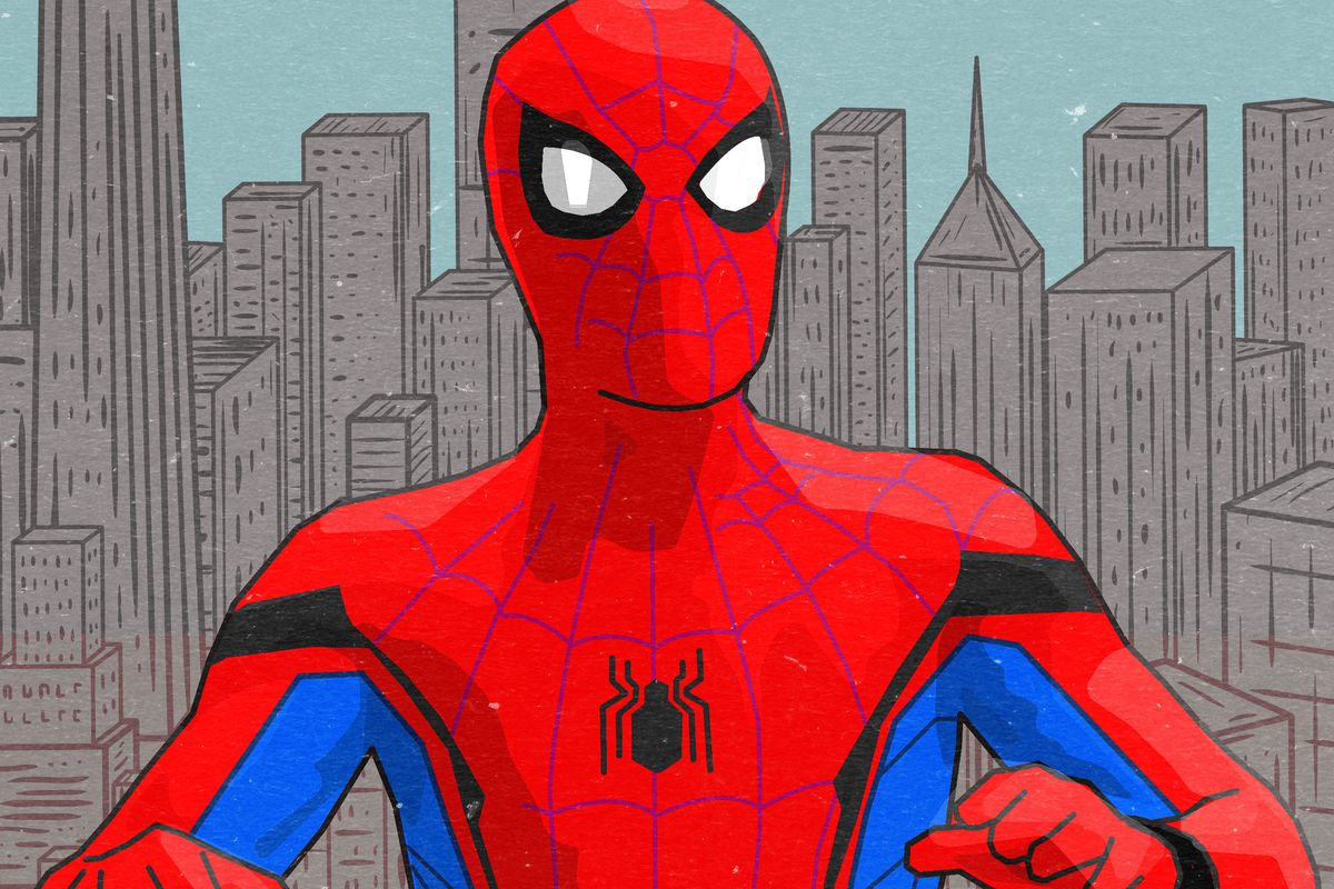 The Great Power And Great Responsibility Of Spider Man The Ringer