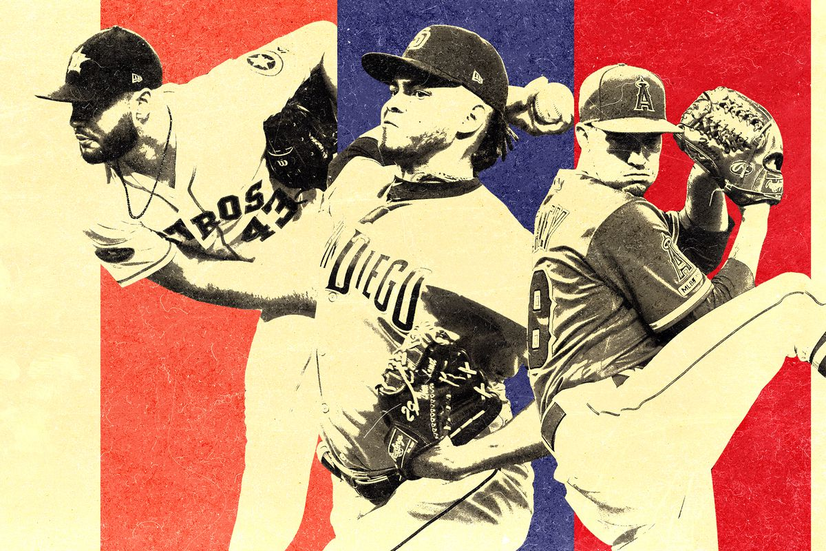 Best Pitchers In Mlb 2020.2020 Fantasy Baseball Breakout Starting Pitchers Fake Teams