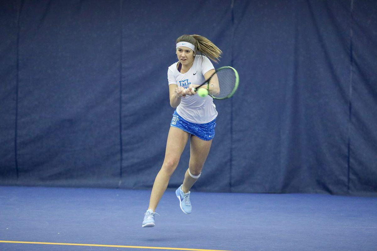 Marquette women's tennis