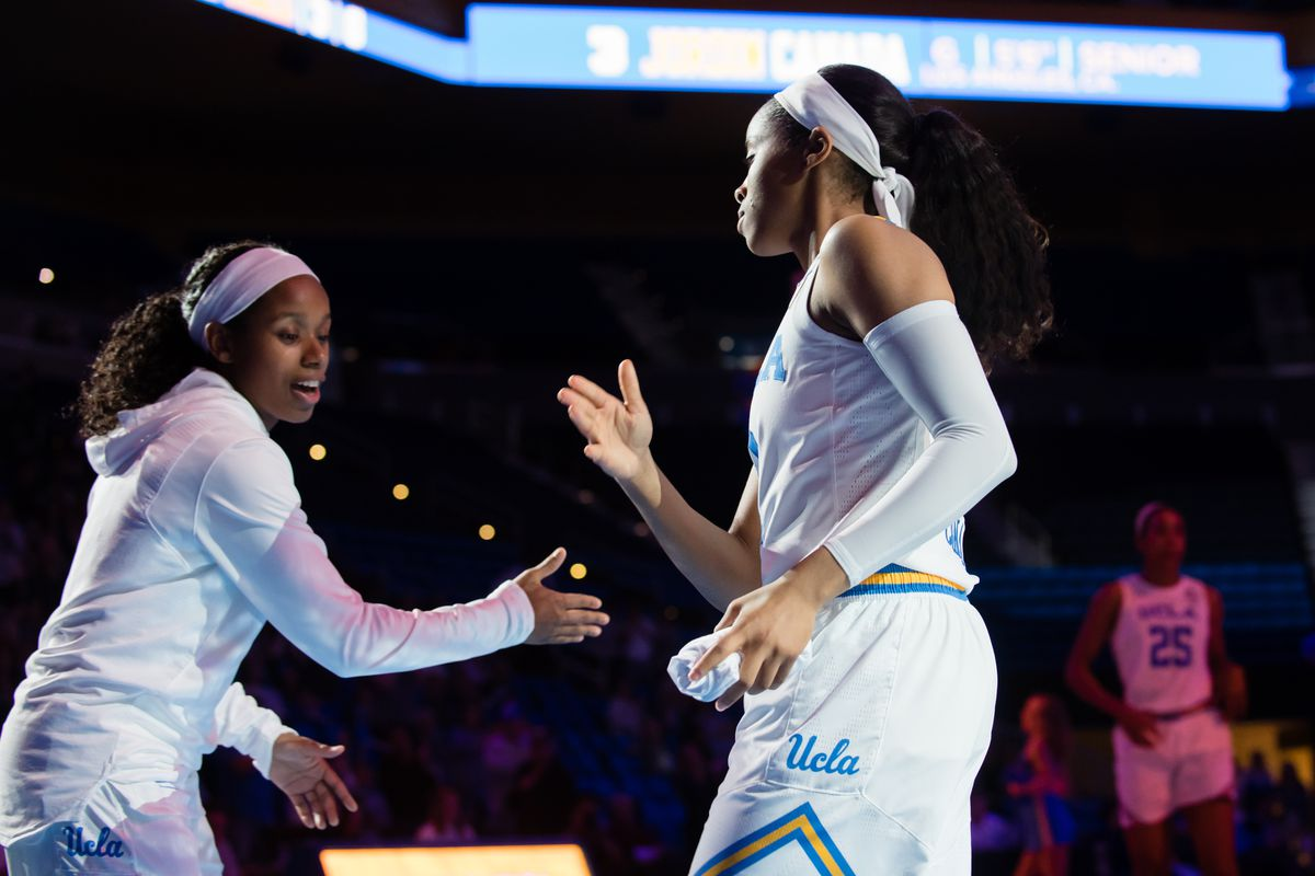 COLLEGE BASKETBALL: JAN 21 Women's - Stanford at UCLA