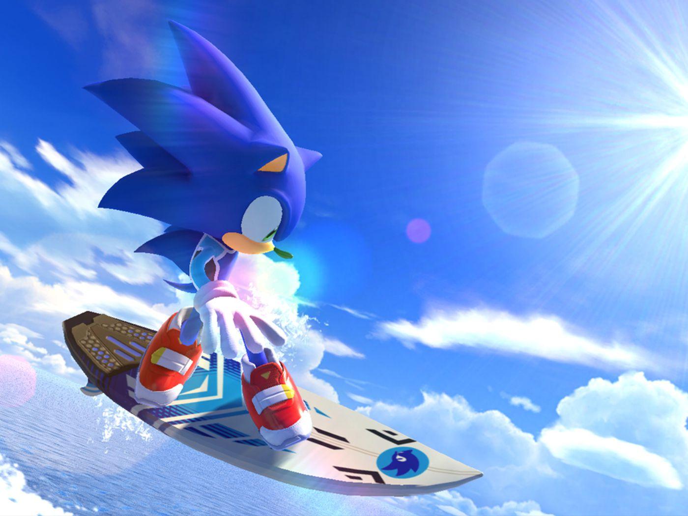 Why Is Sega So Afraid Of Showing Sonic S Feet Polygon